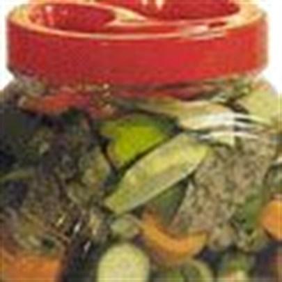 Turşunuzu taze sebzelerden kurun